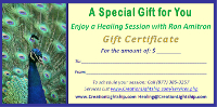 Special Gift Certificate