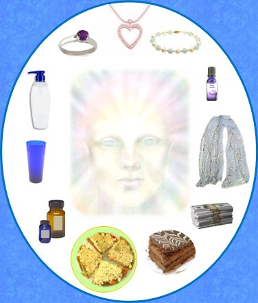 Personal Divine Light Code Object Activation.